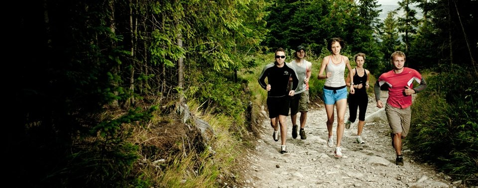 Oboz biegowy w Tatrach 01