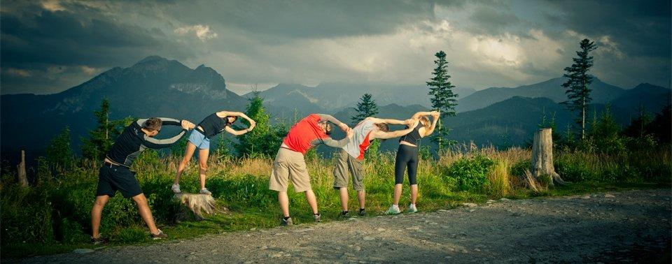 Oboz biegowy w Tatrach 06