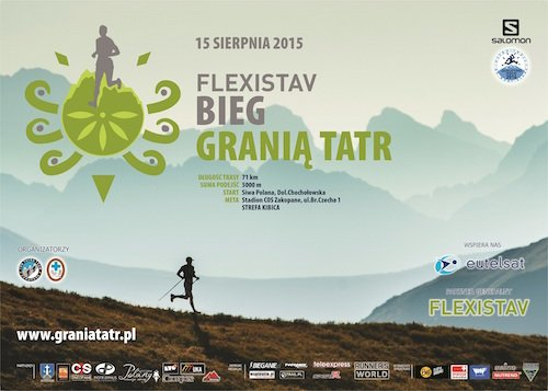 Flixistaw Bieg Granią Tatr